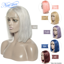 Short Wig Wig Red/Blue/Purple/Pink