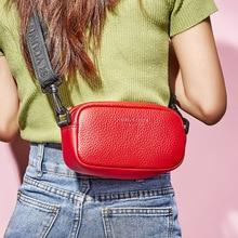 Fashion 2019 New Brand Design Shoulder bags female handbag purse women messenger Top Quality Genuine Leather Crossbody bag