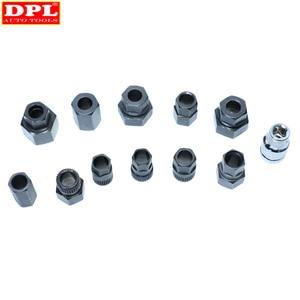 Image 4 - DPL 30 adet alternatör filibir kasnak çektirme alternatör aracı seti özel lokma seti
