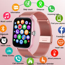 New 2021 Smart Watch Women Men Blood pressure Smartwatch Fitness Tracker heart rate Smart Clock For Android IOS Smart-watch