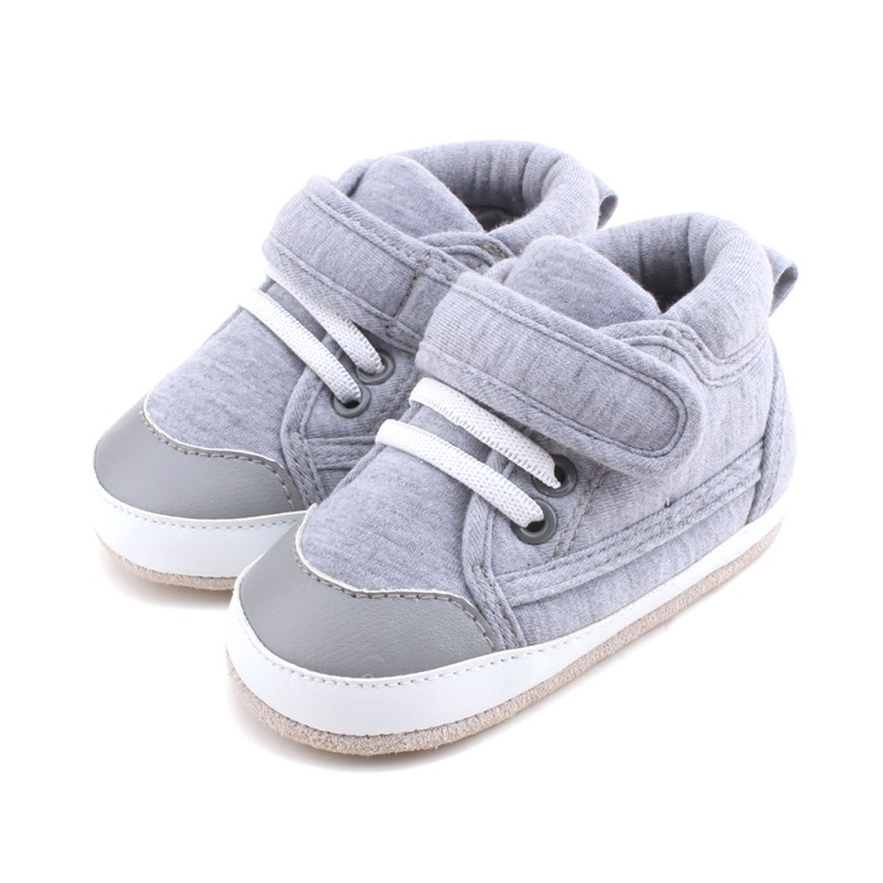 Winter Autumn Baby Boys Shoes Sneakers Toddler Cotton Footwear Anti-slip Soft Sole Sports Sneakers First Walkers