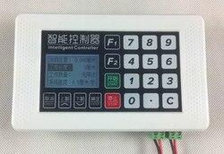 Inteligentny programowalny ekran dotykowy do pojedyncza oś sterownik silnika krokowego (serwo)