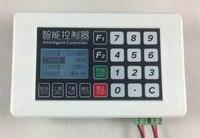 Intelligente Programmierbare Touchscreen für Single Axis Schrittmotor Controller (Servo)