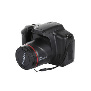 Portable Camera Optical-Zoom Handheld Professional Digital Full-Hd 1080P 16X