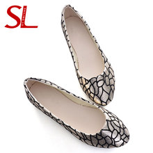 SAILING LU Slip on Loafers Spring Ballet Flats Fashion Plaid Women Shoes 2020  Light Weight Creepers Casual Shoes Woman XWD2021 hee grand 2017 canvas shoes woman platform loafers embroider creepers spring lace up flats casual flowers women shoes xwf533