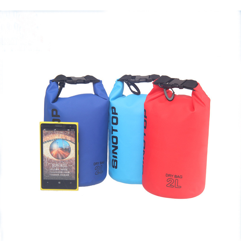 Manufacturers Direct Selling Multi-functional Waterproof Bucket Bag Shoulder Clothes Mobile Phone And Other Swimming Items Stora