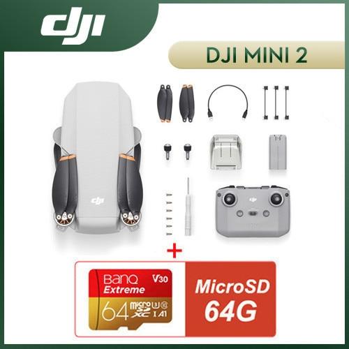 DJI Mavic Mini 2 + 64GB SD Card