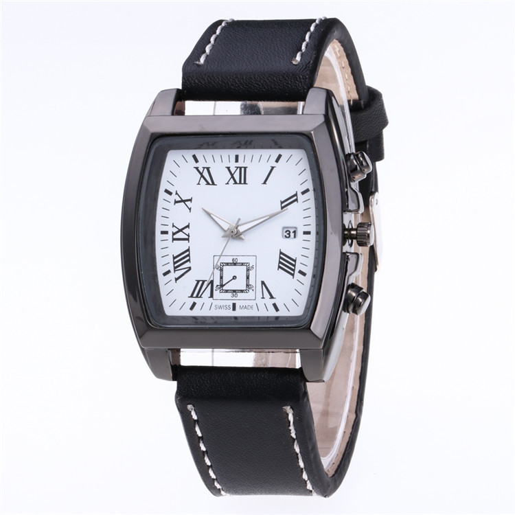 Fashion Belt Bracelet Watch Fashion Coach Multicolor Roman Numerals Watches Personality Scale With Calendar Watches