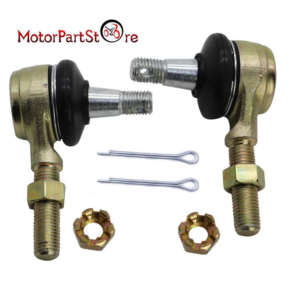 FLYPIG New 1 Set Of Tie Rods Ball Joints Left & Right For Yamaha Banshee QUAD 450 YFZ450 YFZ-450 2004 2005