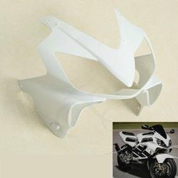 Motorcycle ABS Unpainted Upper Front Fairing Cowl For Honda CBR600 F4I 2001-2008