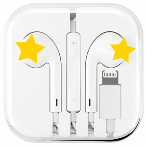 fone de ouvido Wired Headphone