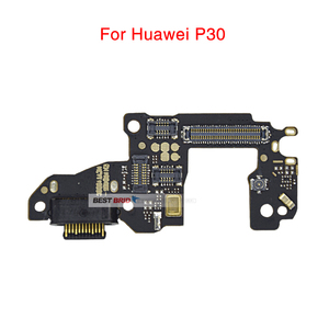 Image 5 - 10pcs/lot USB Charger Charging Port Connector Data Flex Cable For Huawei P9 P10 P20 P30 Lite Pro With Headphone Audio Jack