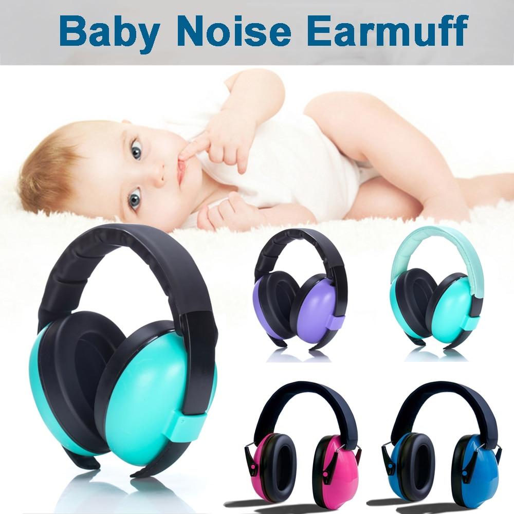 Baby Noise Earmuffs For Children Sleep Ear Defenders Noise Proof Soundproof Ears Kids Anti Noise Hearing Protection Ear Defender|Ear Syringe| |  - title=