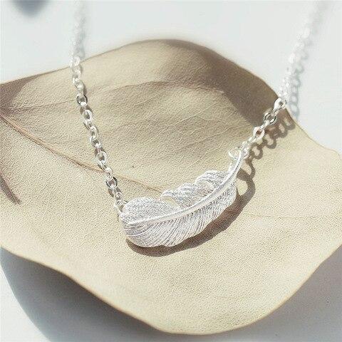 Купить женское колье с перьями и подвеской flyleaf креативное ожерелье
