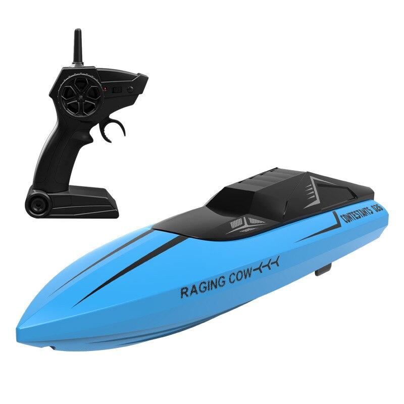 Electric Motor Shell Rc Boat Fast Battery Plastic Remote Control Boat Propeller Speed Barco Teledirigido Ship Toy Boys EA60YC