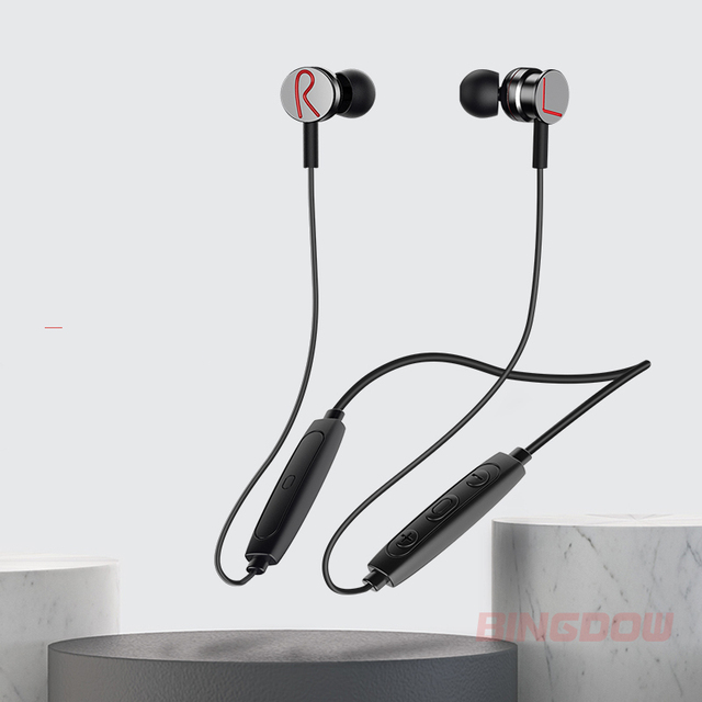 Magnetic Bluetooth Earphone Wireless Headphone