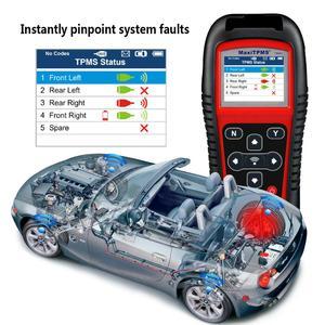Image 4 - Autel MaxiTPMS TS501 TPMS خدمة OBD2 الماسح الضوئي سيارة التشخيص أداة السيارات سيارة ماسحة التشخيص OBDII قانون القارئ