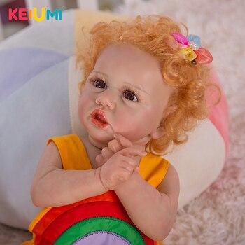 Кукла-младенец KEIUMI 23D206-C599-H20-H162-S34 3
