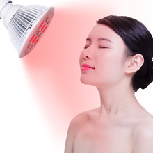 New medical beauty lamp Pain Relief 660nm 850nm 24W E27 Red LED Therapy Light Bloom Booster Plant Grow Lights