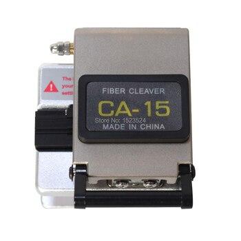 Free Shipping CA-15 Fiber Cleaver Optical Fiber Cutting Knife Fiber Optic Cleaver High Precision Cleaver Fiber Cutter