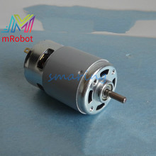 DC Motor Bearing Large Torque High Power Low Noise Hot Sale 15500RPM Electronic