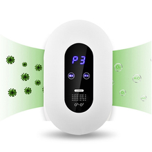 Air Disinfector Toilet Deodorization EU Plug Bathroom Ozone Pet