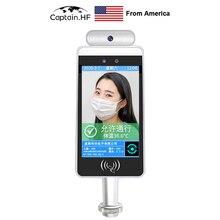 США Капитан Инфракрасный Температура Измерение% 2C Лицо Распознавание Доступ Контроль% 2C Интеллектуальный Динамический Камера% 2C Доступ по Face ID