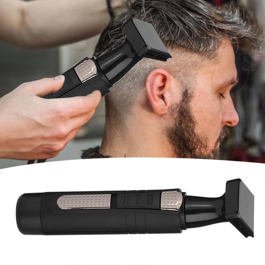 Регулируемый Многофункциональный Электрический триммер для волос в носу, триммер для удаления волос, инструмент для бритья