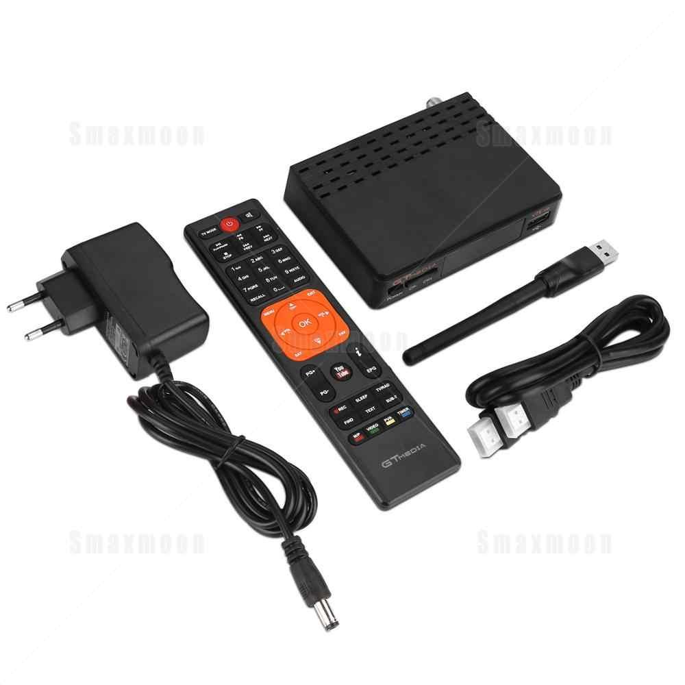 Vendita calda GTmedia V7S HD Con USB WIFI Ricevitore Satellitare gt media v7s hd power da freesat Supporto Europa cline la Condivisione di rete