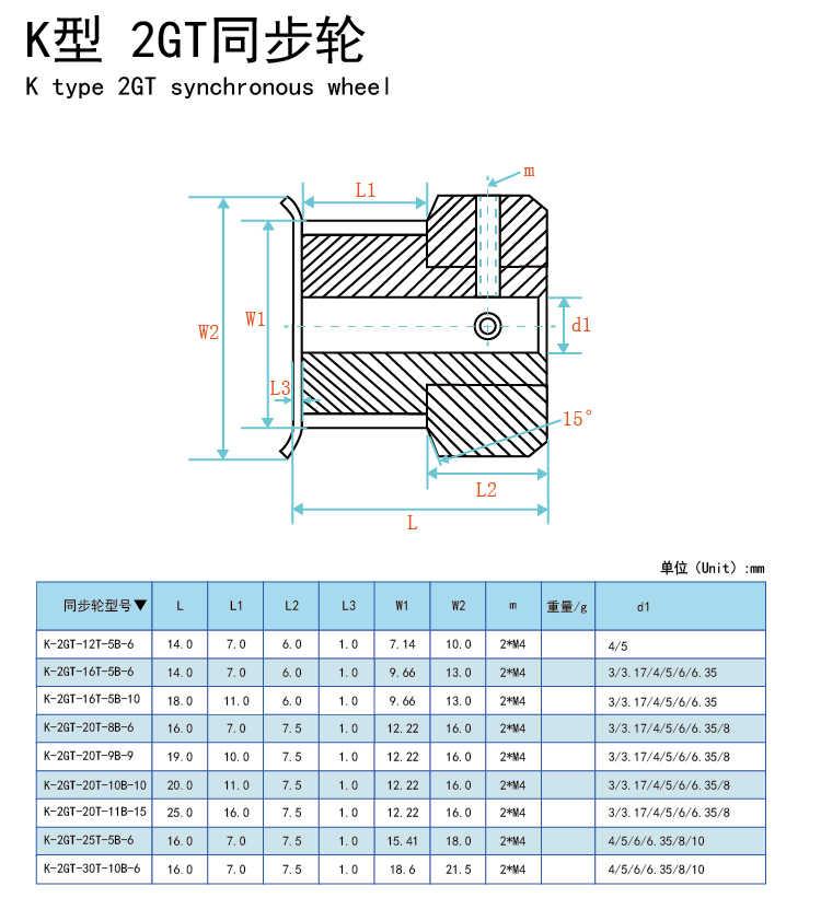 3dเครื่องพิมพ์อลูมิเนียม 2GT Timing Pulley 16Teeth Bore 3 มม.3.17 มม.4 มม.5 มม.6 มม.6.35 มม.สำหรับGT2 เข็มขัดกว้าง 6 มม.