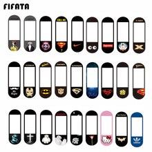 FIFATA 2 шт. Защитная пленка для экрана для Xiaomi mi Band 4 Мстители камуфляжная Гидрогелевая пленка для mi Band 4 браслет на запястье