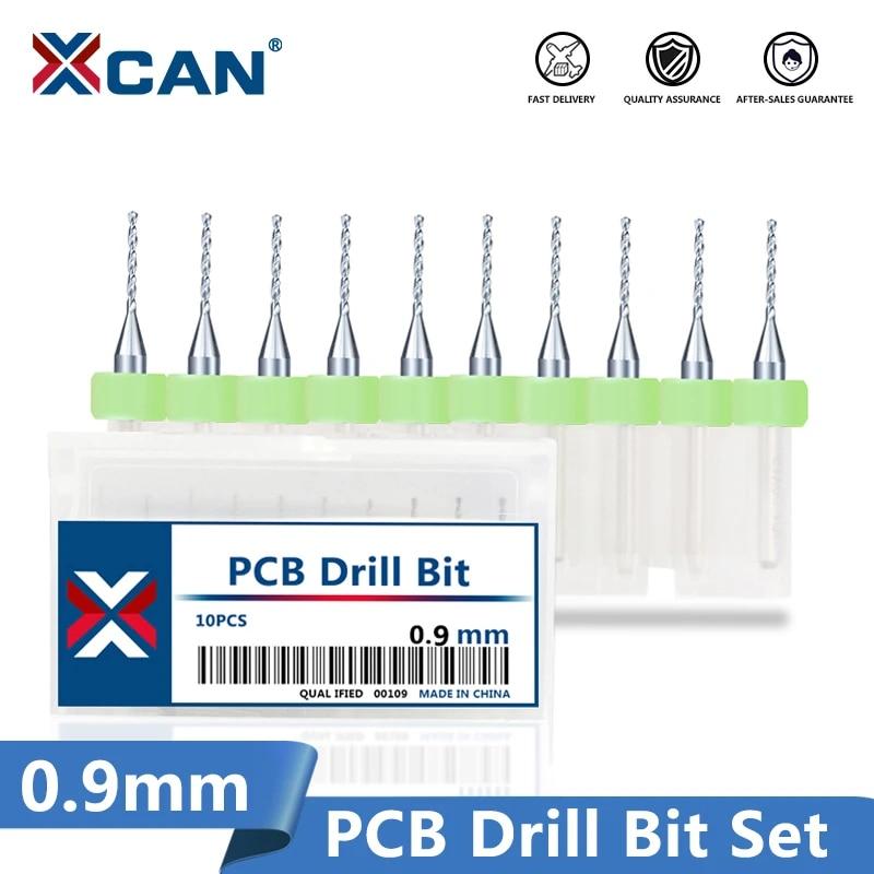 10Pcs//set PCB print circuit board carbide CNC mini micro drill bits  T cx