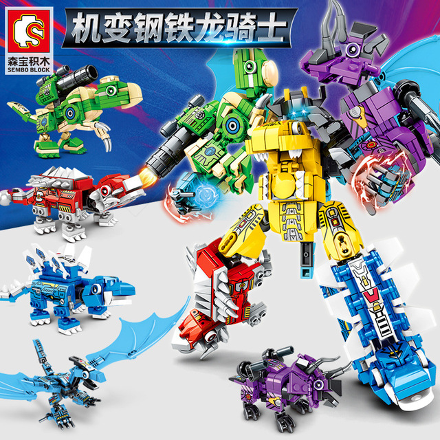 Kids Toys Ninjago 2020 Ninja Dragon Blocks 4in1 Gold Saints Model Building Blocks Kit Classic Bricks Education Toys for Children 3
