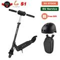 [Европейский запас] KUGOO S1 складной электрический скутер для взрослых 350 Вт 30 км 30 км/ч Электрический скейтборд M365 PK Ninebot