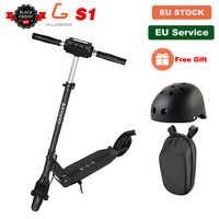 [Stock Europeo] KUGOO S1 Scooter Eléctrico plegable para adultos 350W 30KM 30 KM/H patinete eléctrico M365 PK Ninebot
