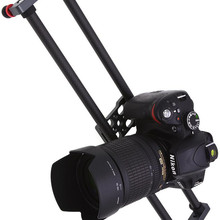 Camera-Slider Rail Tripod Video-Track-Rail Smartphone Carbon-Fiber Bearing-Type Mini