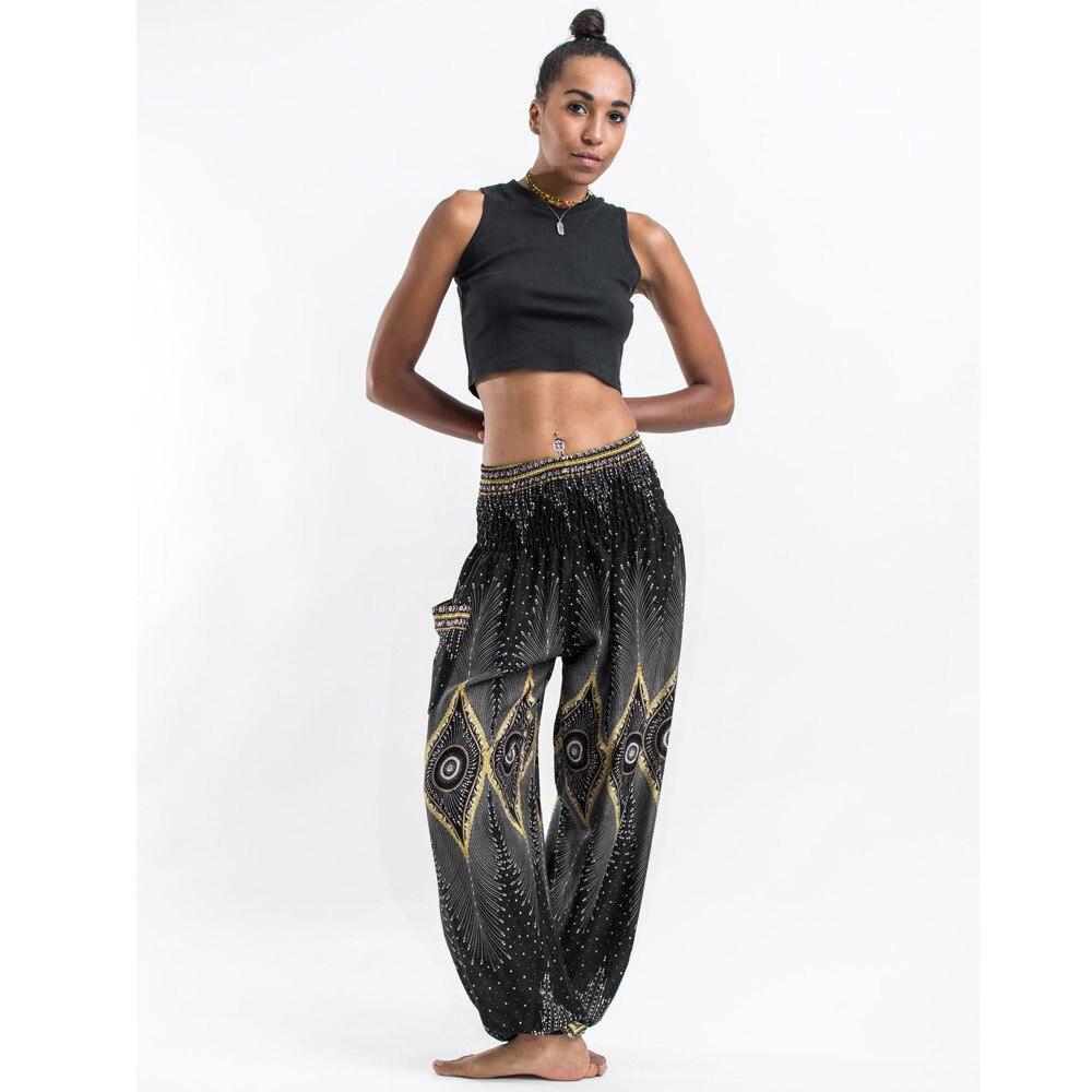 Pantalon femme thaïlande sarouel salopette