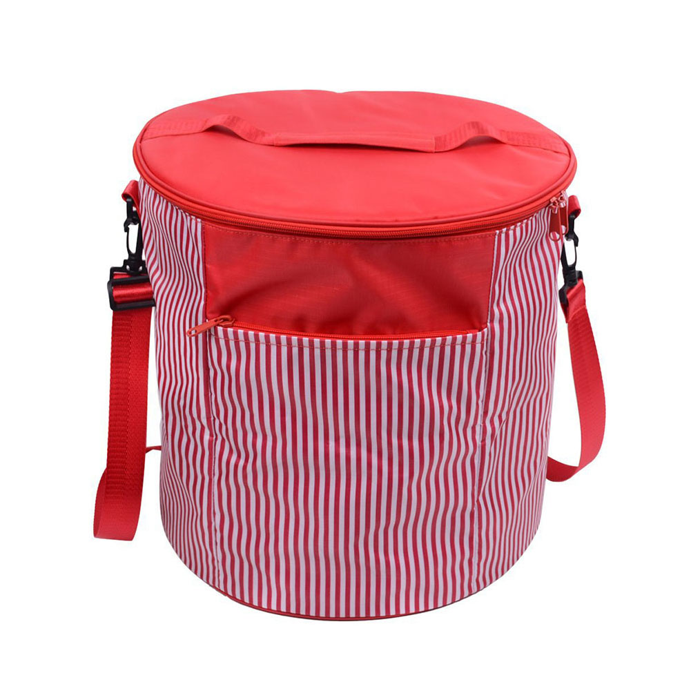 2019 New Pressure Cooker Cover For 6 Quart Instant Pot, Appliance Dust Cover Travel Carrying Bag With Pocket For Accessories