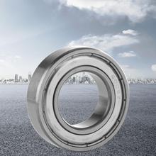 10Pcs/set Deep Groove Double Shielded Bearing Steel Ball Single Column Bearing