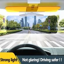 Car Anti-high Beam Sun Visor Glasses Shade Driver Goggles Day And Night Dual-use Mirror