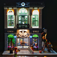 15001 Brick Bank Creator Series City Street Model 2380Pcs Building Blocks Bricks Toys Compatible with 10251 Gift for Children city series pet flower shop guildhall city hall cinema bank bricks action building blocks children gift toys decool 1105 1109