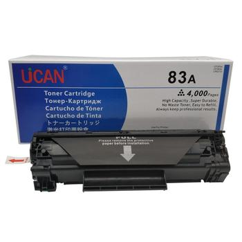цена на Toner Cartridge 83a CF283a CF283x for HP LaserJet Pro M201 M202 MFP M125 M127 M225 M226 Printer 4000 Pages Large Capacity