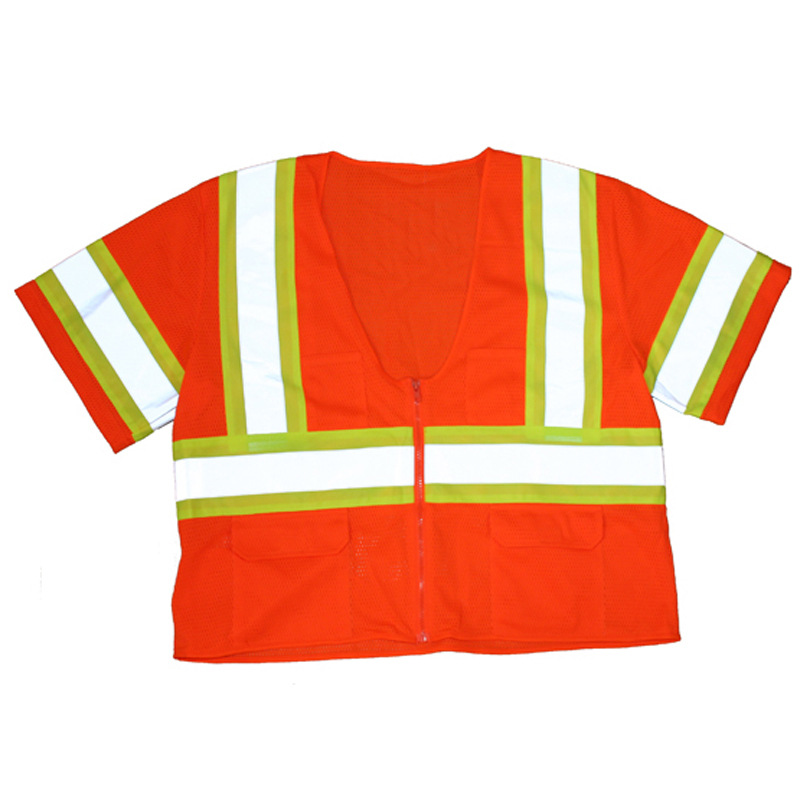 Hot Selling Third Base Warning Reflective Clothing Profession Safe Traffic Beamed Service Workmanship Fine SL8070