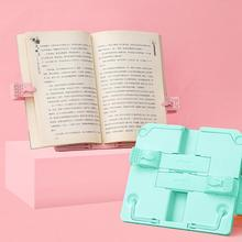 Bracket Book-Holder Boekenstandaard Retractable Reading Office Home