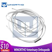Orthopedic-Instrument Veterinary Animal Hip-Toggle-Pins Ligament Non-Sterile Introducer