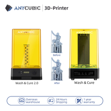 3d-Printer Cure-Machine Anycubic-Wash Uv-Resin-Curing Impresora And for Models 2-In-1