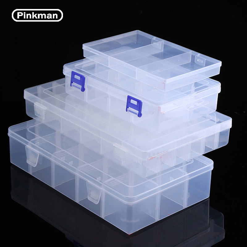 adjustable-transparent-plastic-storage-box-for-terminal-small-component-jewelry-tool-box-bead-pills-organizer-nail-art-tip-case