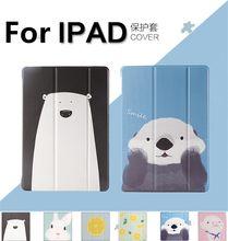 Case For iPad 10.2 2019 2020 7 8 Case iPad Air 2 Air3 Case 2018 9.7 2017 Soft Pu Leather Case for iPad Mini 5 4 3 2 1 ipad 2 3 4