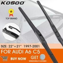 Автомобильный стеклоочиститель kosoo для audi a6 c5 1997 2001