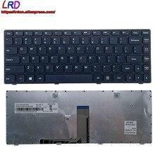 Английская клавиатура для ноутбука Lenovo G400 G410 G405 G480 G485 Z480 Z485 Z380 B480 B485 25212032 25212212 25212062 25212092